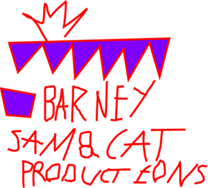 Barney Sam & Cat Productions (1960-1971) Clip Art