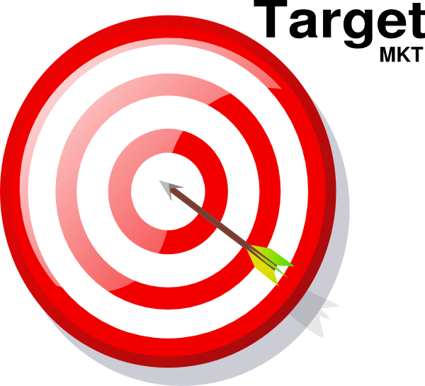 clipart of target - photo #37
