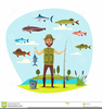 Catch Fish Clipart Image