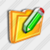 Icon Folder Edit 15 Image