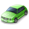 Car Compact Green Image