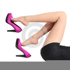 High Heels Clipart Free Image