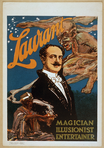 Laurant Magician, Illusionist, Entertainer. Image