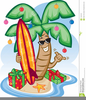 Christmas Clipart Palm Tree Image