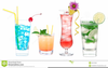 Free Clipart Of Alcoholic Drinks Image
