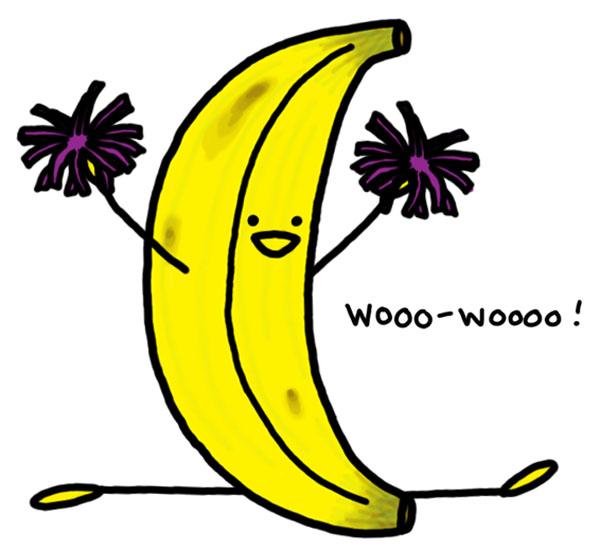 Banana Bunch Clip Art ...