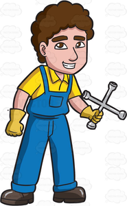 Clipart Mechanic Wrench Image