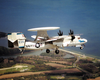 E-2c Hawkeye Np2000 Test Flight Image