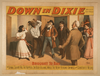 Down In Dixie Written By Scott Marble. Image