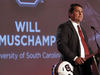 Will Muschamp Intense Image