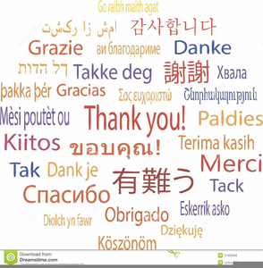 thank you different languages clipart free images at clker com rh clker com Black and White Thank You in Different Languages Thank You in Different Languages List