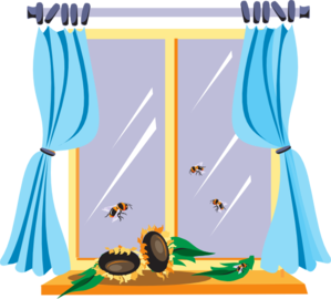 http://www.clker.com/cliparts/9/1/1/0/1318965470710352608Bees%20at%20the%20Window.svg.med.png