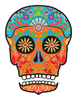Day Of The Dead Skull By Potionanimation D Fy M Image