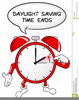 Clipart For Daylight Saving Image
