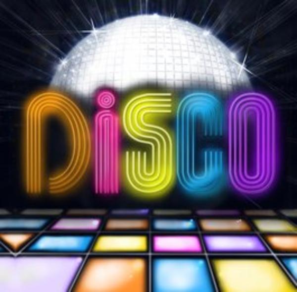 Disco Fever image - vector clip art online, royalty free & public