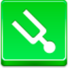 Free Green Button Tuning Fork Image