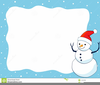 Frosty The Snowman Animated Clipart Image