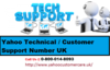Yahoo Technical Support Uk Image
