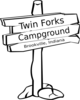 Twin Forks Campground Clip Art