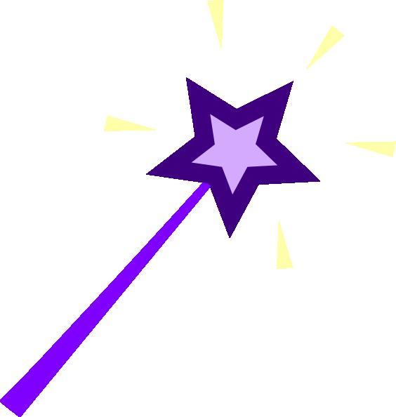 purple wand clip art at clker com vector clip art online royalty rh clker com wind clipart black and white wand clipart black and white