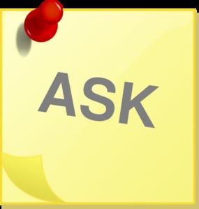 ask clip art at vector clip art online royalty free public domain