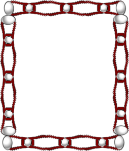 Frame Spikes And Balls Image