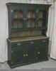 Distressed Black Hutch Image