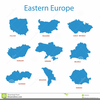 Eastern Europe Clipart Image