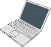 Powerbook Clip Art