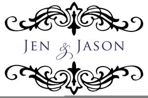 Free Flourish Clipart Wedding Free Images At Clker Com Vector Clip Art Online Royalty Free Public Domain