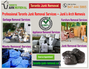 Junk Removal Toronto Image