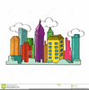 Skyline Clipart Free Image