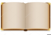 Open Bible Clipart Image