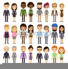 Clipart Culturally Diverse Image