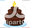 Clipart Birthday Cake With Candles Image