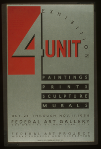 4  Unit Exhibition - Paintings, Prints, Sculpture, Murals Image