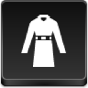 Free Black Button Coat Image