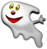 Friendly Ghost T Image