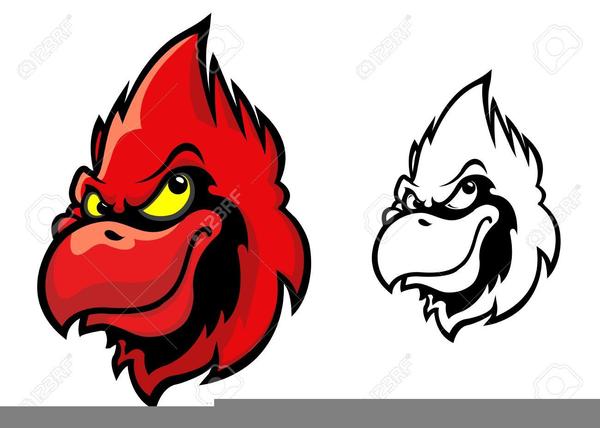 Cardinal Bird Cliparts, Stock Vector And Royalty Free Cardinal Bird  Illustrations