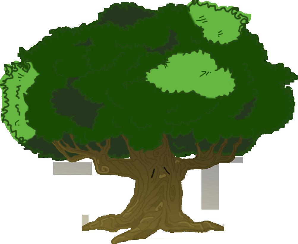 clipart of tree - photo #26
