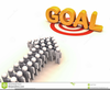 Setting Goals Clipart Free Image