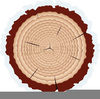 Log Pile Clipart Image