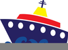 Smooth Sailing Clipart Image