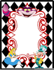 Party Border Clipart Image