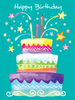 Free Happy Birthday Clipart For Women Image
