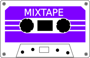Mixed Tape Clip Art