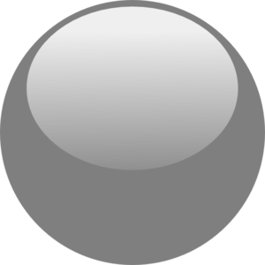 Bubble Grey Clip Art