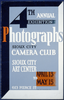 Photographs, 4th Annual Exhibition, Sioux City Camera Club Image