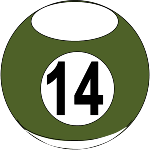 Billiard Ball 12 Image
