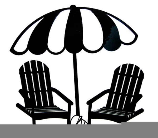 Adirondack Chair Clipart | Free Images at Clker.com - vector ...